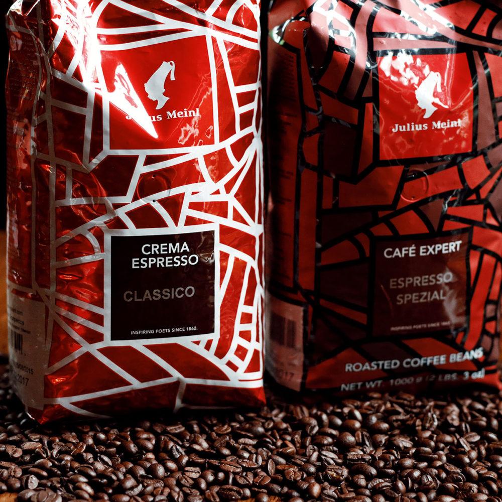 Julius Meinl koffie
