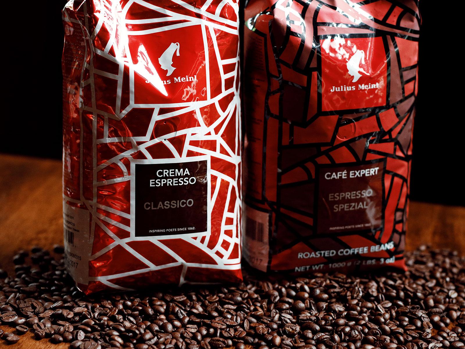 Koffie Julius Meinl