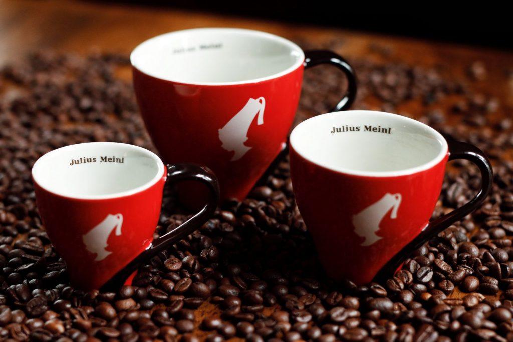 Julius-Meinl-koffie-servies